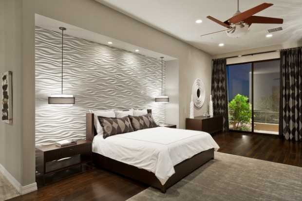 18 stunning contemporary master bedroom design ideas - Modern Bedroom Design Ideas