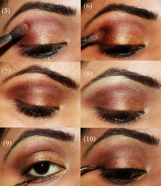 How To Apply Bridal Makeup Like A Pro : 16 Easy Step By Step Tutorials to Teach You How To Apply ...