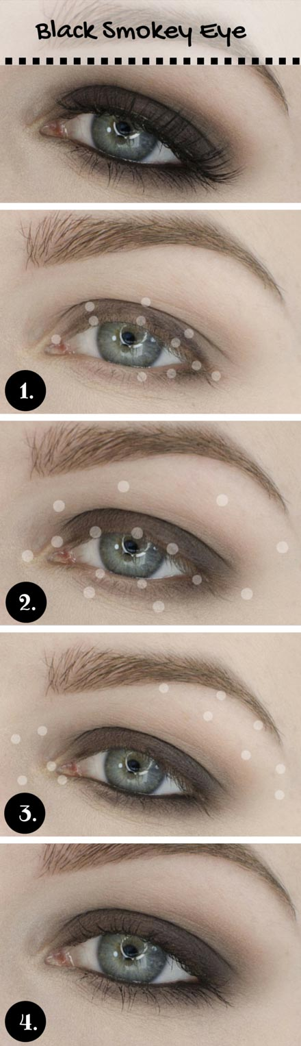 16 Easy Step By Step Tutorials to Teach You How To Apply Make Up Like A Pro