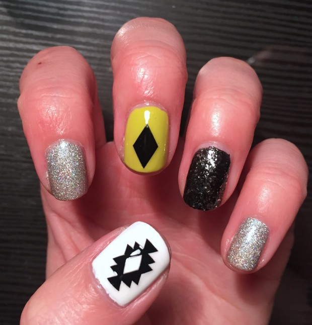 15 Cute Mix and Match Ideas for Your Next Nail Art