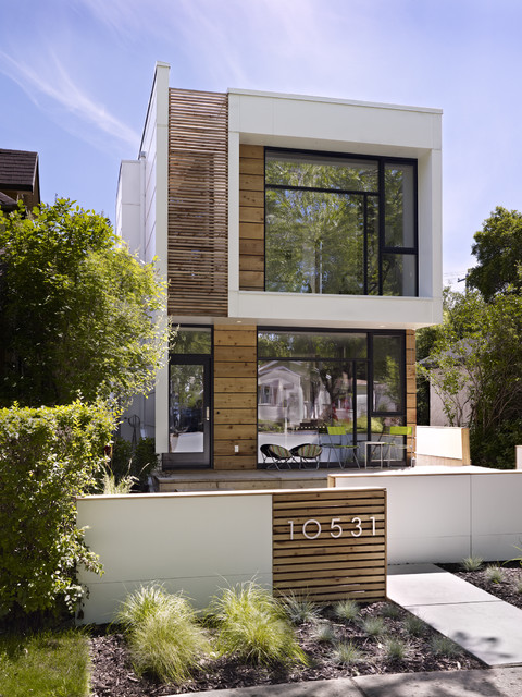 22 Modern Residences with Classy Exterior Designs - Style Motivation