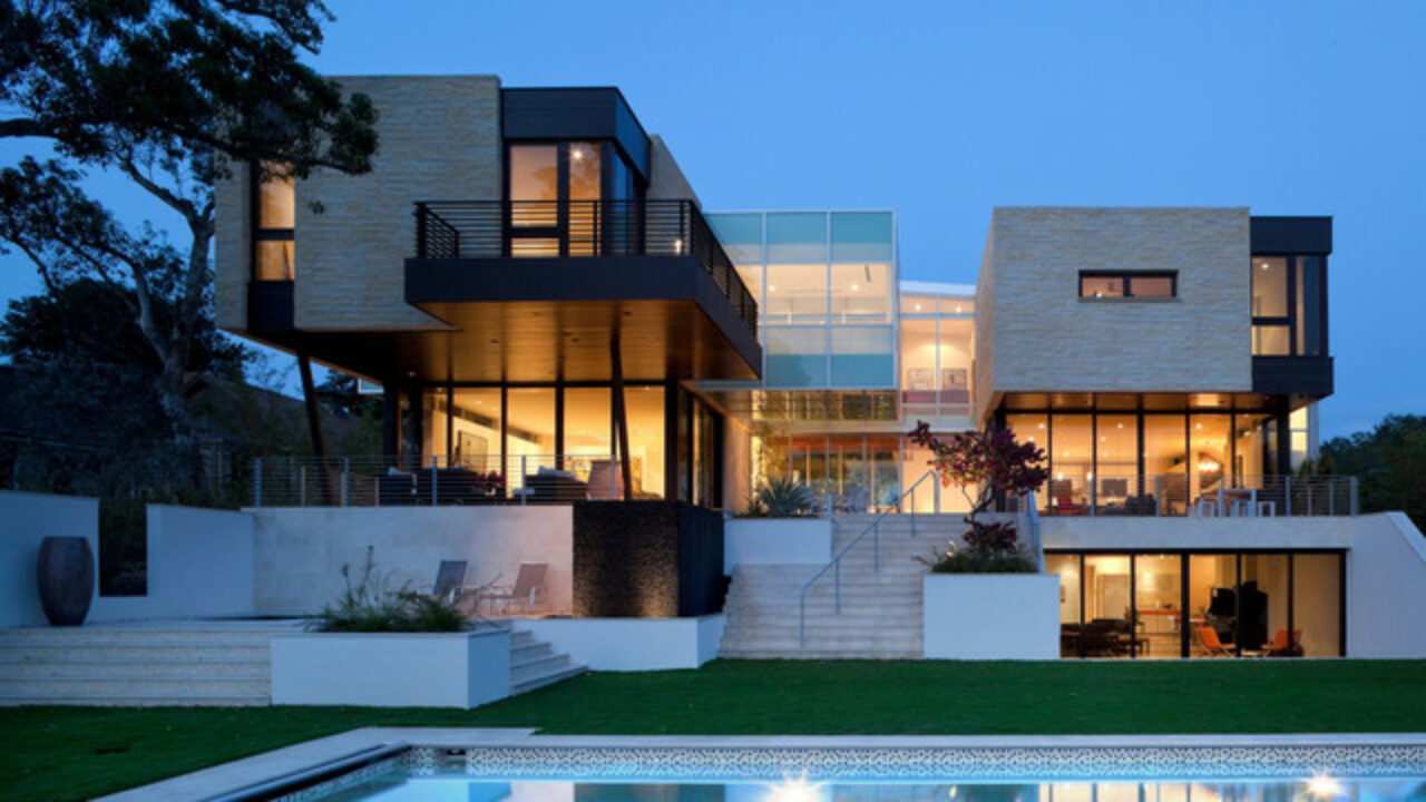 22 Modern Residences With Classy Exterior Designs,Shell And Tube Heat Exchanger Design Calculations