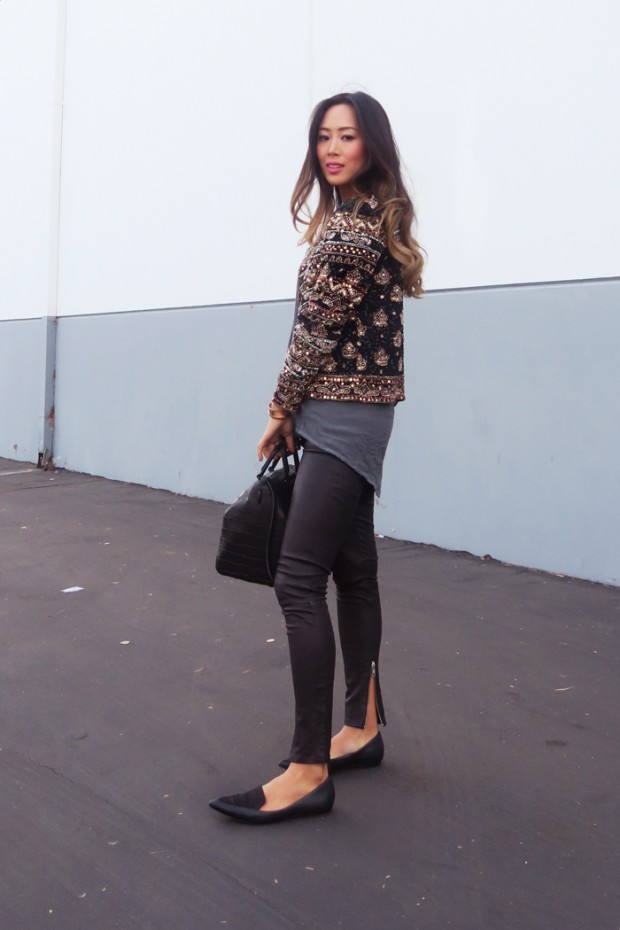 21 Stylish Ways to Wear Sequins from Casual to Dressy During the Day