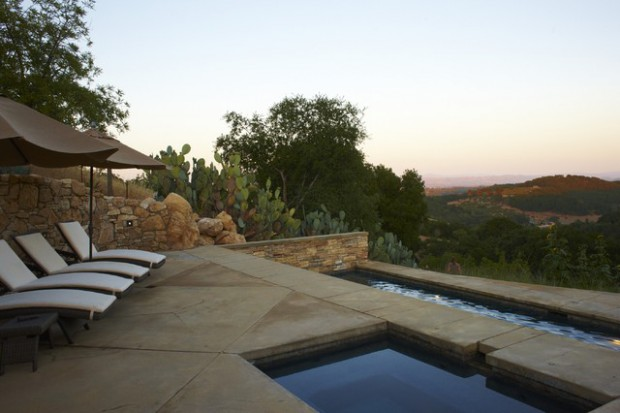 17 Stunning Pool Design Ideas For Mountain Houses Style