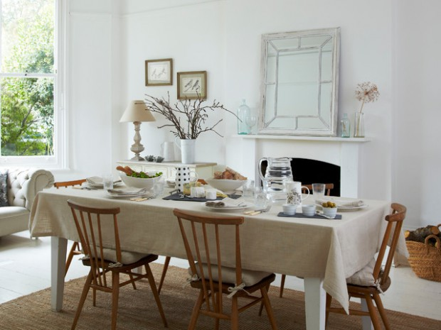 20 Cool Scandinavian Dining Room Design Ideas