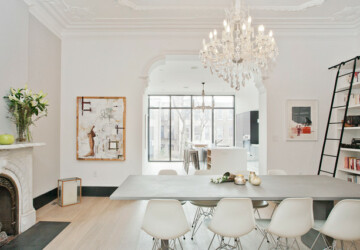 20 Cool Scandinavian Dining Room Design Ideas - Scandinavian style, scandinavian dining room, scandinavian, dining room design ideas, dining room design, dining room