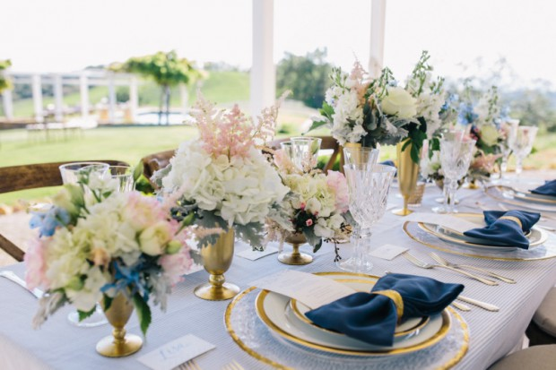 18 Amazing Decor Ideas for Romantic Spring Wedding ceremony