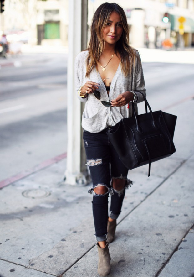 18 Street Style Outfit Combinations that will be Hot Trend This March