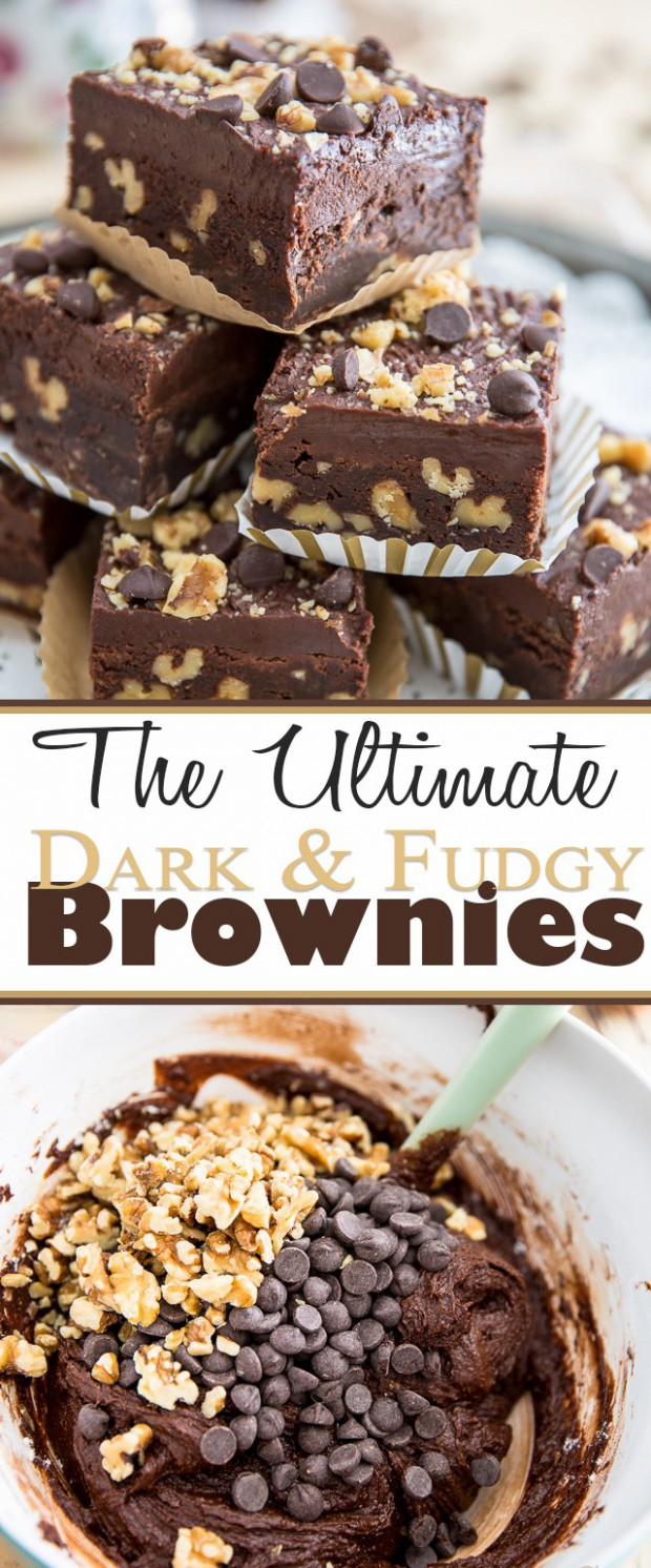 17 Great Dark Chocolate Dessert Recipes