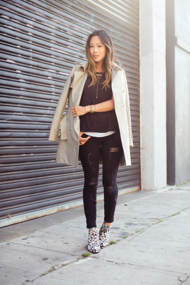 Black Skinny Jeans 18 Ways How To Wear Your Favorite Jeans - Style Motivation
