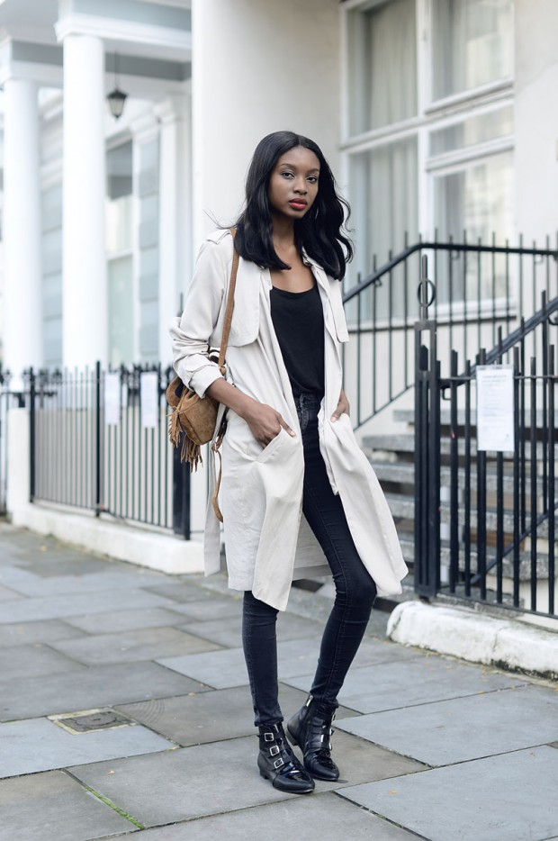 Black Skinny Jeans: 18 Ways How to Wear Your Favorite Jeans ...