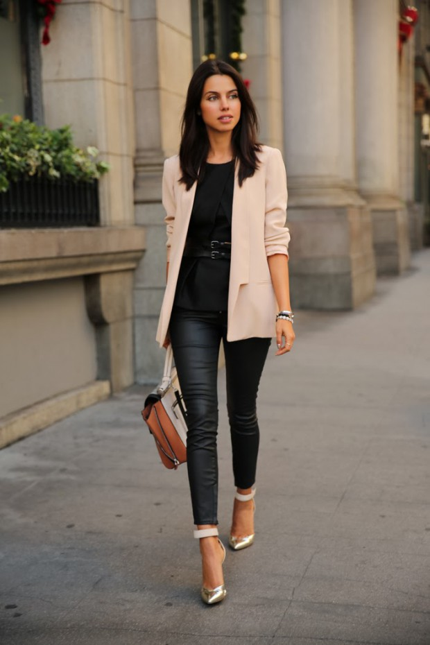 Blazer for Spring: 20 Stylish Outfit Ideas (part 1)
