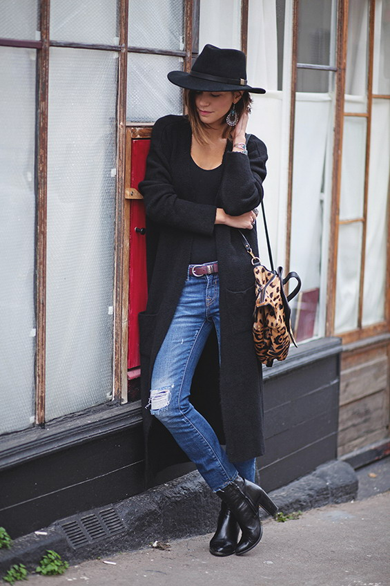 23 Stylish Outfit Ideas by Fashion Blogger Zoé Alalouch from Les babioles de Zoé