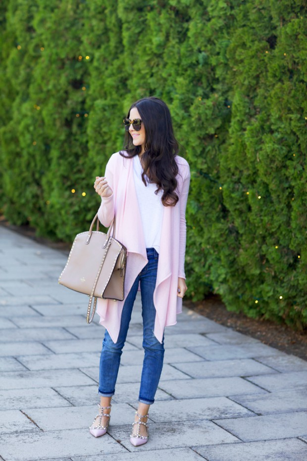 From Winter to Spring: 18 Ways to Style Cardigan this Season