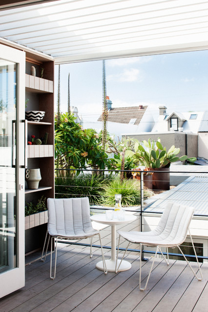 18 Amazing Balcony Deck Design Ideas