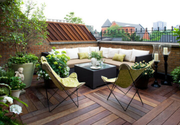 18 Amazing Balcony Deck Design Ideas - deck design idea, deck, balcony design ideas, balcony