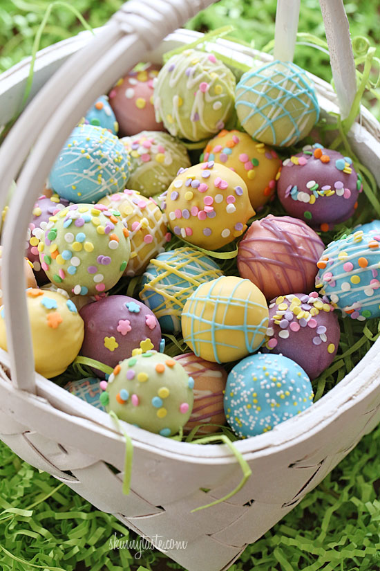 16 Easy and Tasty Easter Desserts to Make this Year