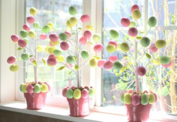 17 Creative and Easy DIY Easter Home Decorations - Easter decor, diy home decor, diy Easter decorations, diy Easter, diy decorations