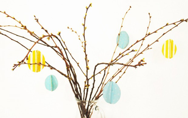 17 Creative and Easy DIY Easter Home Decorations