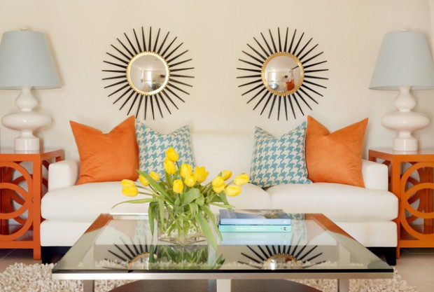 Flower Power: 18 Lovely Table Decor Ideas for Your Living Room