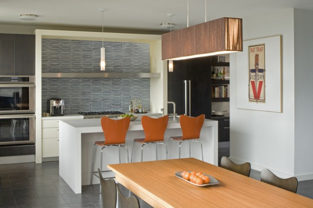 16 Modern Kitchen Island Design Ideas