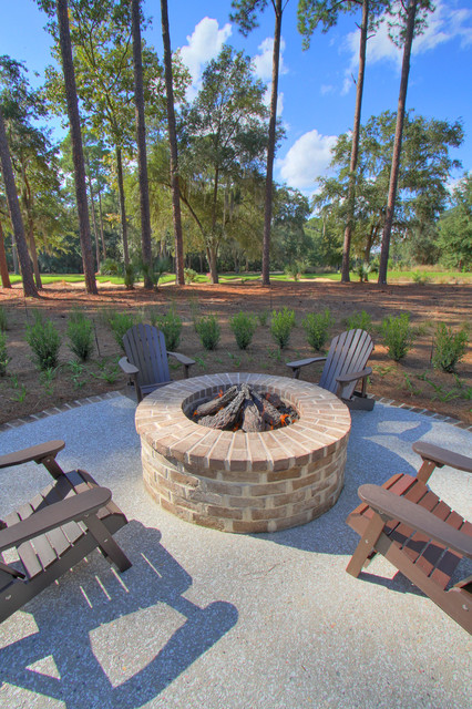 20 stunning backyard fire pit patio design ideas style