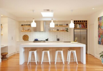 17 Modern Scandinavian Kitchen Design Ideas - Scandinavian style, scandinavian kitchen design, Scandinavian interior, kitchen design
