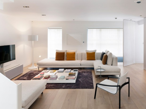 16 Minimalist Living Room Design Ideas for Stunning Modern Home