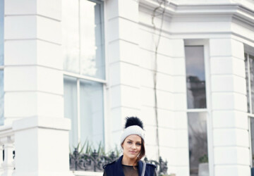 How To Wear Sleeveless Coat: 15 Outfit Ideas Perfect for Spring - spring outfit ideas, sleeveless coat, How To Wear Sleeveless Coat, how to wear, everyday outfit ideas, coat outfit ideas, coat