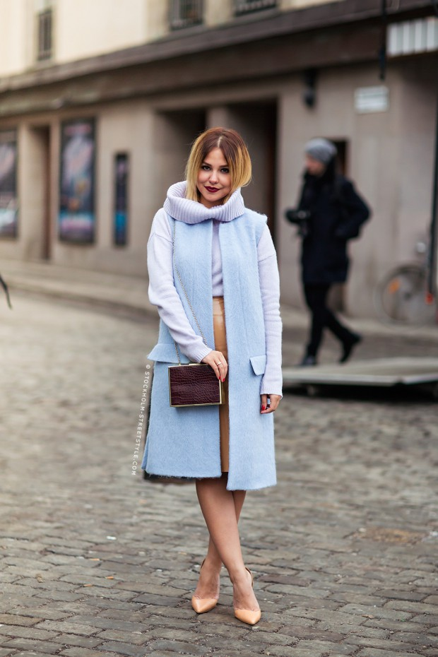 How To Wear Sleeveless Coat: 15 Outfit Ideas Perfect for Spring