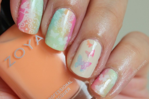 Nail Art Inspired by Spring: 18 Gorgeous Nail Designs