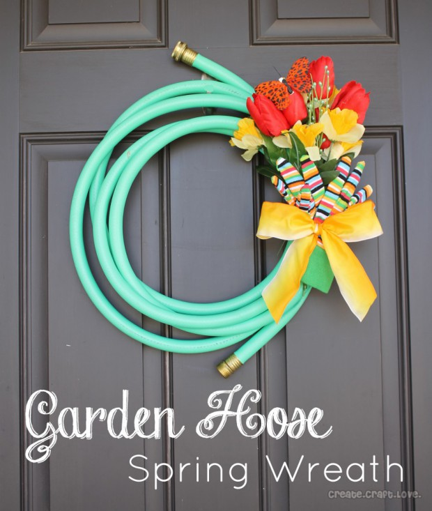 17 Amazing DIY Welcoming Spring Wreath Ideas