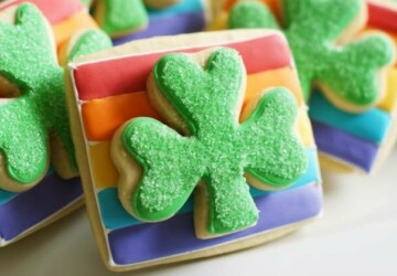 20 Creative and Tasty St. Patrick Dessert Recipes - St. Patrick's Day Recipes, St. Patrick's Day Desserts, St. Patrick's Day, dessert recipes, Cookies
