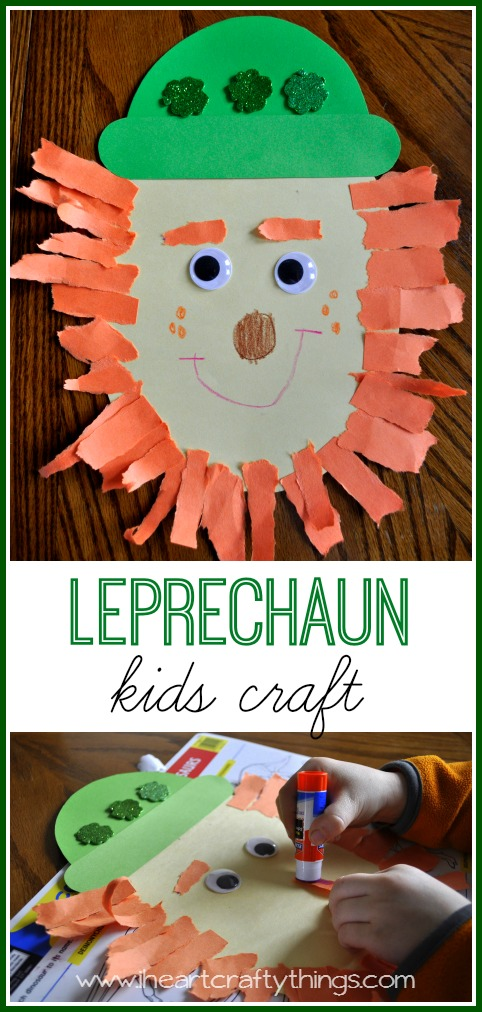 16 Fun and Easy St. Patrick's Day Crafts For Kids - Style ...