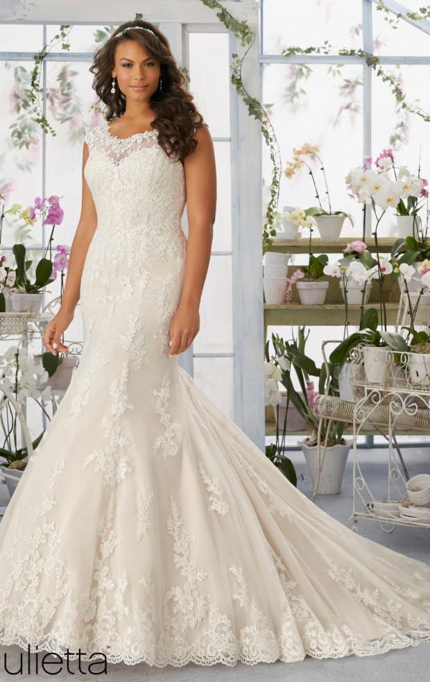 15 Gorgeous Wedding Dresses for Spring 2016