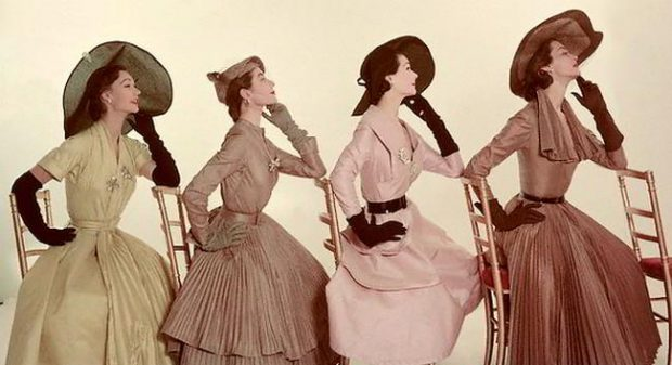 Vintage Occasionwear: Women's Fashion Through the Ages