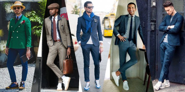 5_men sneakers worn with smart casual outfits