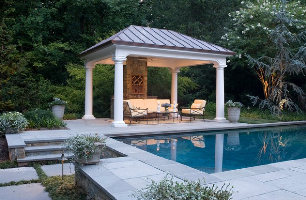 17 Fabulous Pavilion Design Ideas for Your Outdoor Space - Style ...