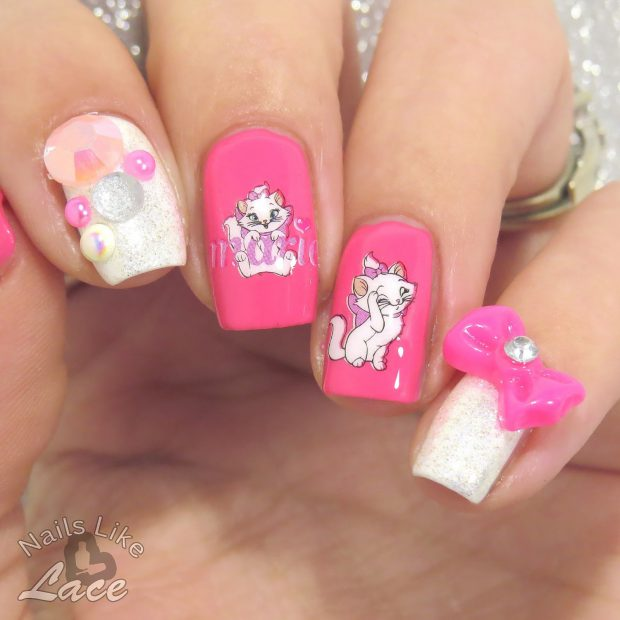 16 Cutest Animal Nail Art Ideas
