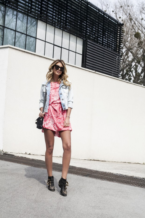 18 Street Style Outfit Combinations that will be Hot Trend This April
