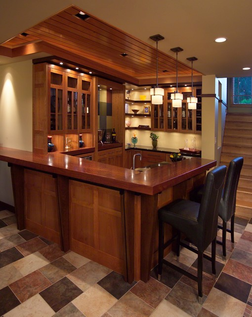 20 stunning home bar design ideas