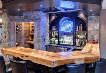 20 Stunning Home Bar Design Ideas - home bar design, home bar