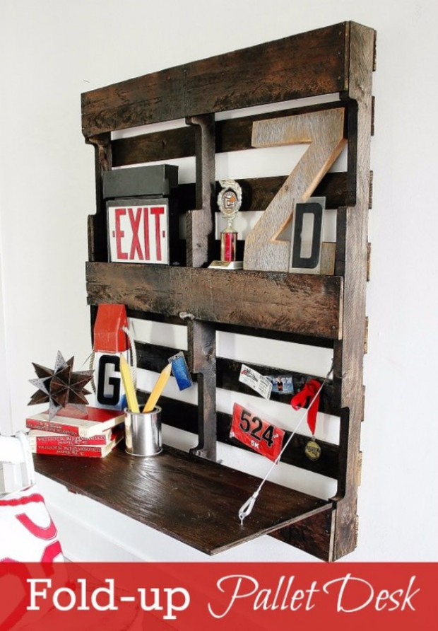 17 Creative and Functional DIY Pallet Furniture Ideas