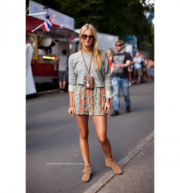 Festival Dressing: 15 Cool Outfit Ideas