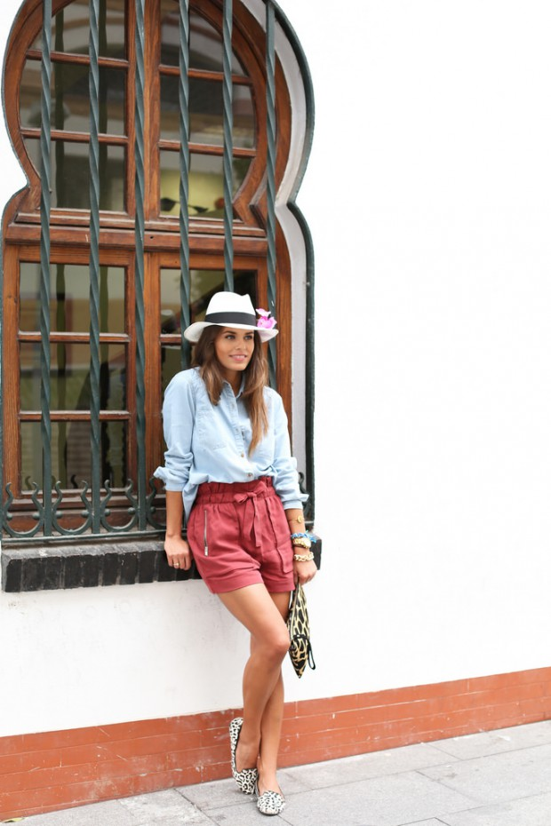 How to Style Your Favorite Flats this Spring: 18 Cute Everyday Outfit Ideas (part 2)