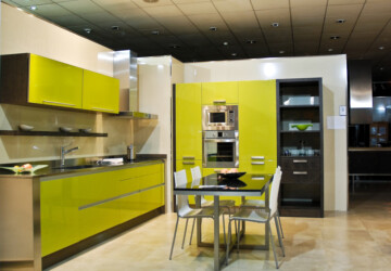 Go Green With Eco-friendly Kitchen Worktops -