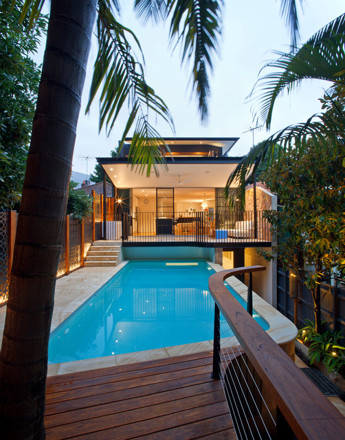 20 Gorgeous Swimming Pool Design Ideas for Your Small Backyard