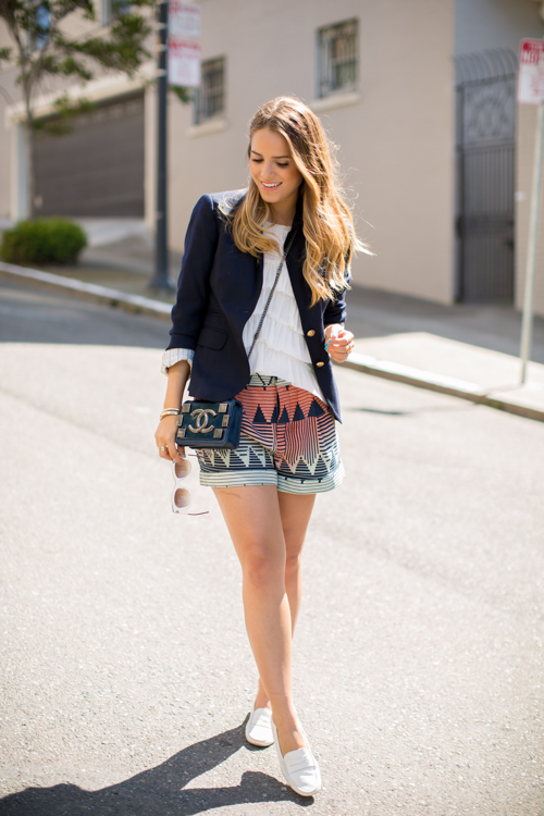 17 Cute Shorts Outfit Ideas Great for Spring (Part 1)