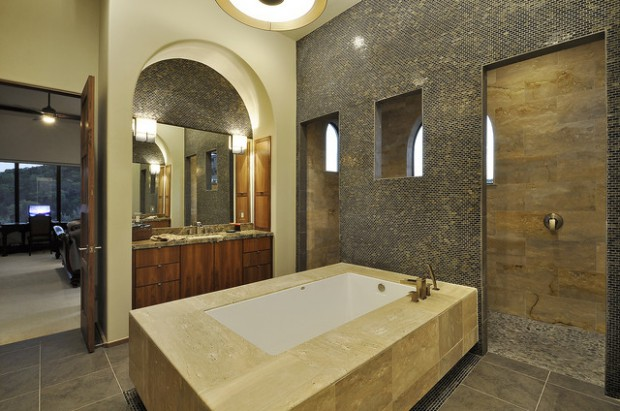 22 Stunning Bathroom Design Ideas with Walk In Shower