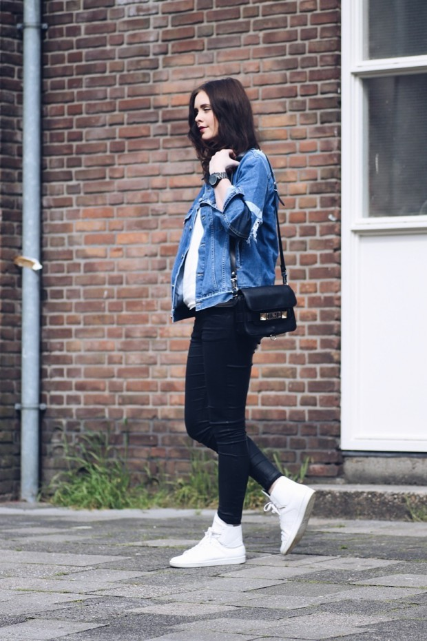 19 Ways to Style Sneakers for Casual Spring Look (part 1)